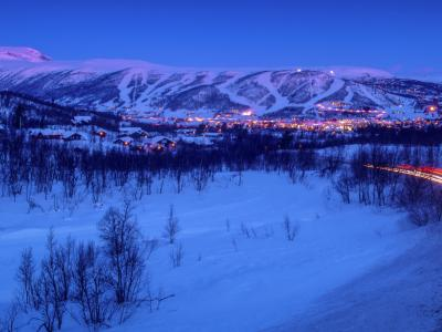 midnight geilo