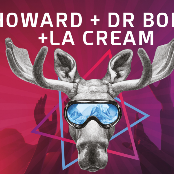 Dj Howard Dr. Bombay og La Cream